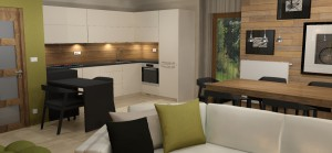 BYT 4kk - APARTMÁNY MEDVĚDÍN - Obývací pokoj (3)