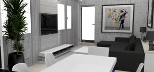 Studenstský byt 2kk 3
