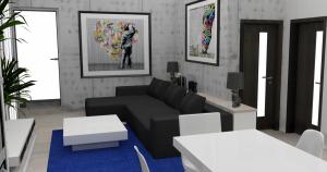 Studenstský byt 2kk 4
