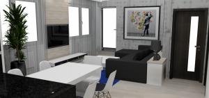 Studenstský byt 2kk 5